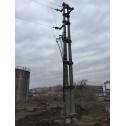 """Предпроектно проучване на електрозахранването на завод """"Пейпър мил"""", Македония"""
